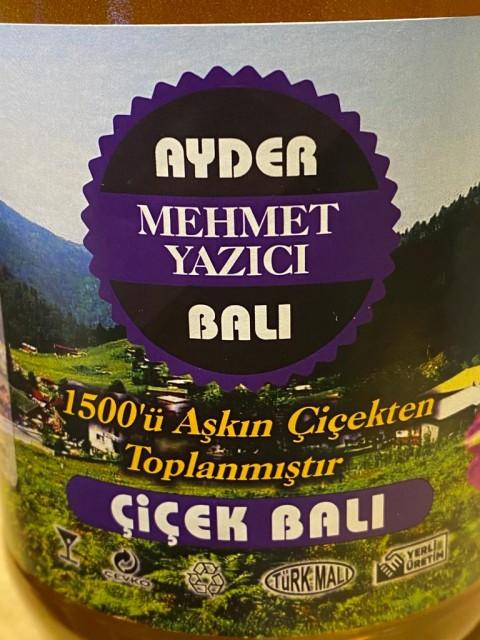 AYDER BALI ÇİÇEK 500 GR