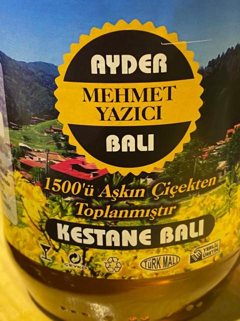AYDER BALI KESTANE 250 GR