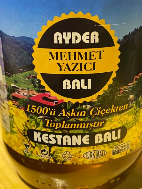AYDER BALI KESTANE 500 GR