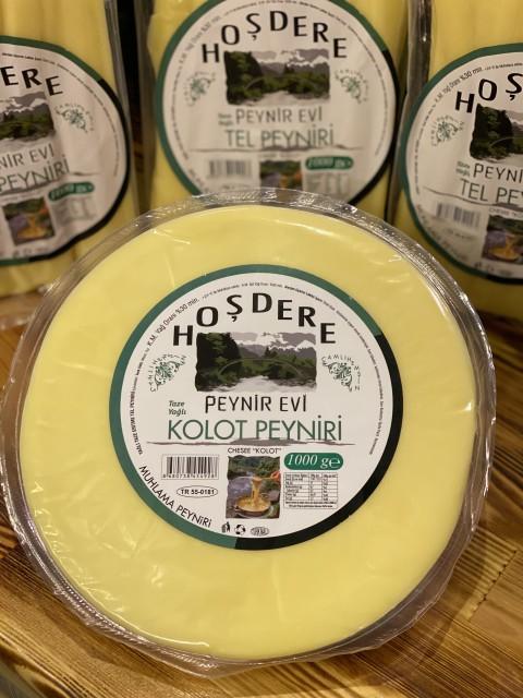 Hoşdere Kolot Peyniri Muhlamalık Tam Yağlı 1000 gr